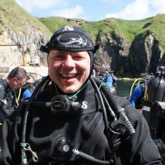 Offshore Scuba Diving Adventures