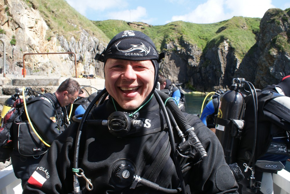 Scuba Diving Mullaghmore