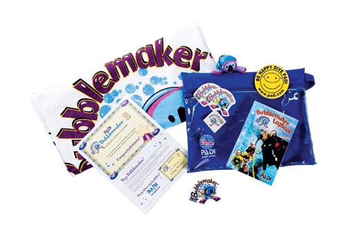 PADI-Bubblemaker-Crew-Pack