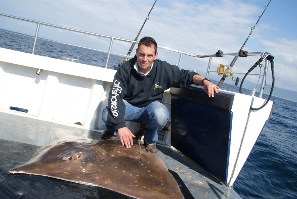 skate fishing sligo