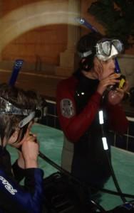 kids scuba diving mullaghmore
