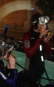 kids scuba diving mullaghmore