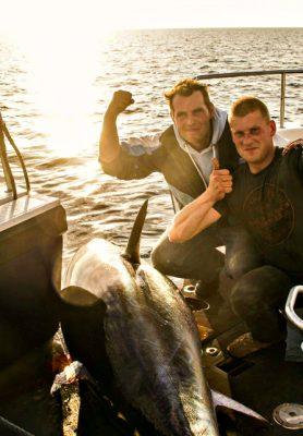 big game fishing mullaghmore showbiz